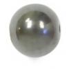 Hematite 9mm Round